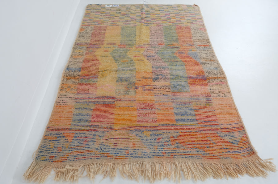 Boujaad rug 7.80 ft x 5.05 ft - [All moroccan rugs]