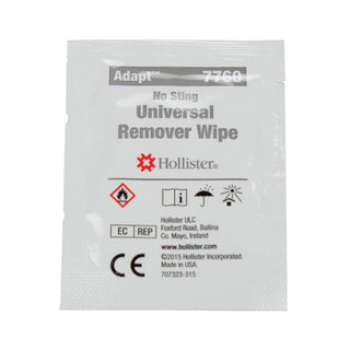 ADAPT UNIVERSAL REMOVER WIPES 50/BOX