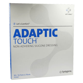 ADAPTIC TOUCH Non-Adhering Silcone Dressing