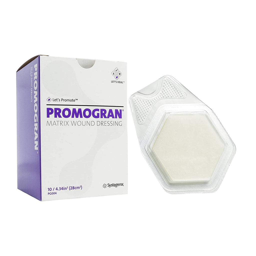 Promogran Collagen Wound Matrix Wound Dressing 4.34 SQ Inches