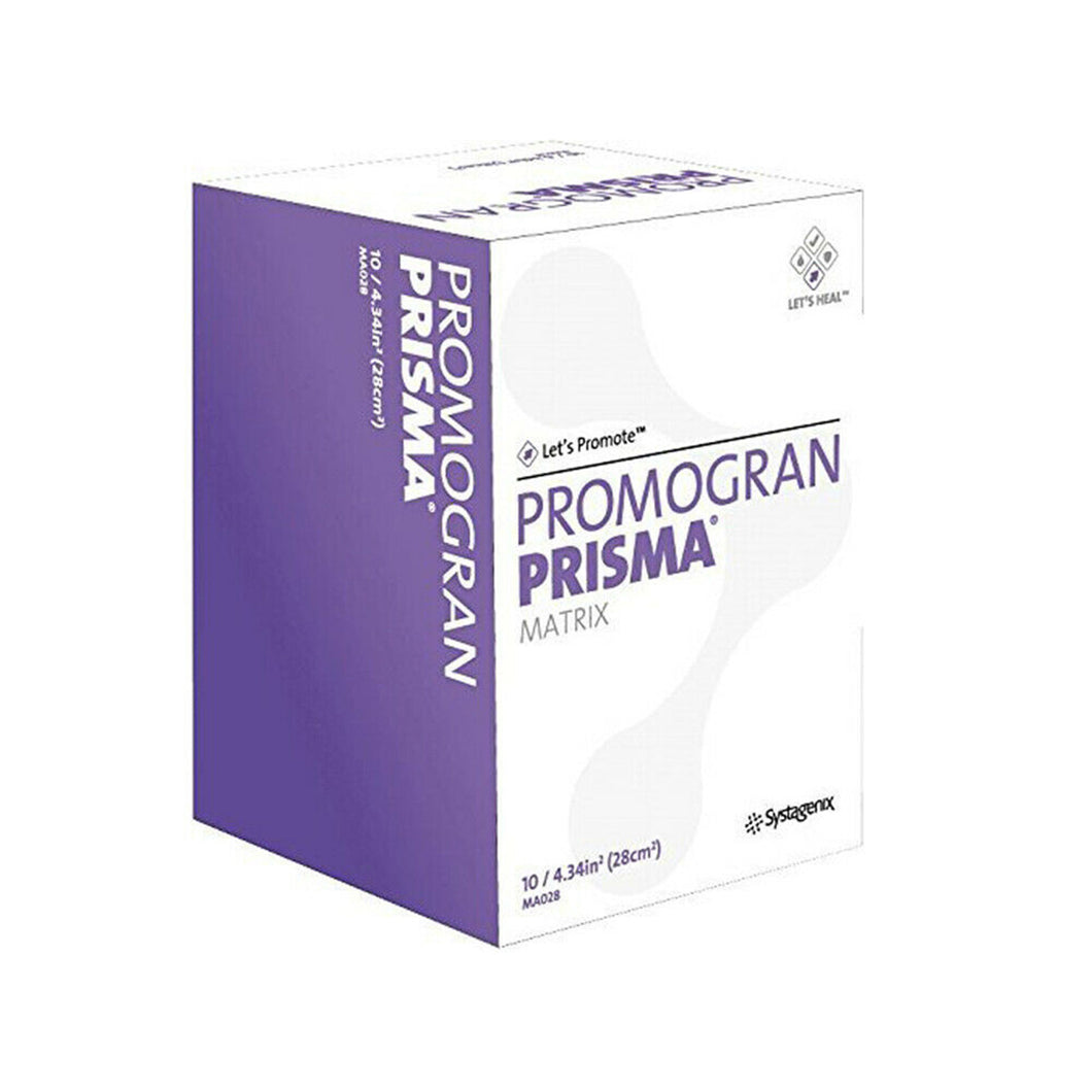 Promogran Prisma Matrix Collagen with Silver 4.34 19.1 SQ Inches
