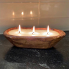 DIY Dough Bowl Candle and Kit