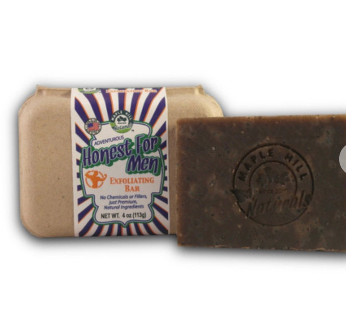 Deep Exfoliating Soap for Men