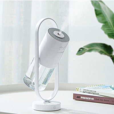 USB Air Humidifier with LED Colorful Lights