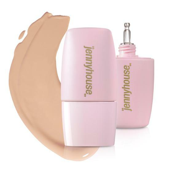 JENNYHOUSE ULTRA FIT SERUM FOUNDATION
