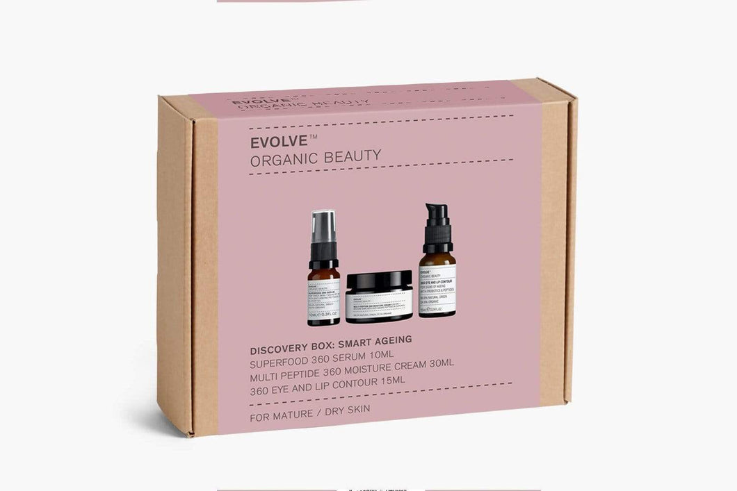 Evolve Organic Beauty Discovery Box: Smart Ageing