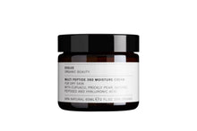 Load image into Gallery viewer, Evolve Organic Beauty Skincare Multi Peptide 360 Moisture Cream