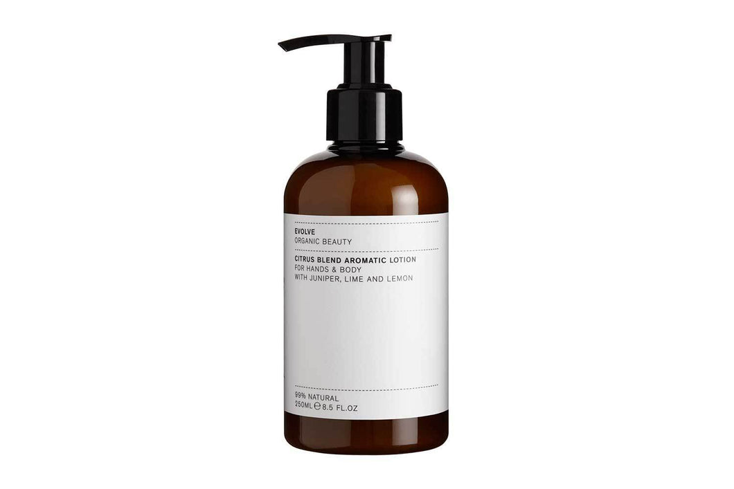 Natural Organic Citrus Hand Body Lotion