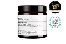 Load image into Gallery viewer, Evolve Skincare Copy of Miracle Organic Face Mask - Spa Size