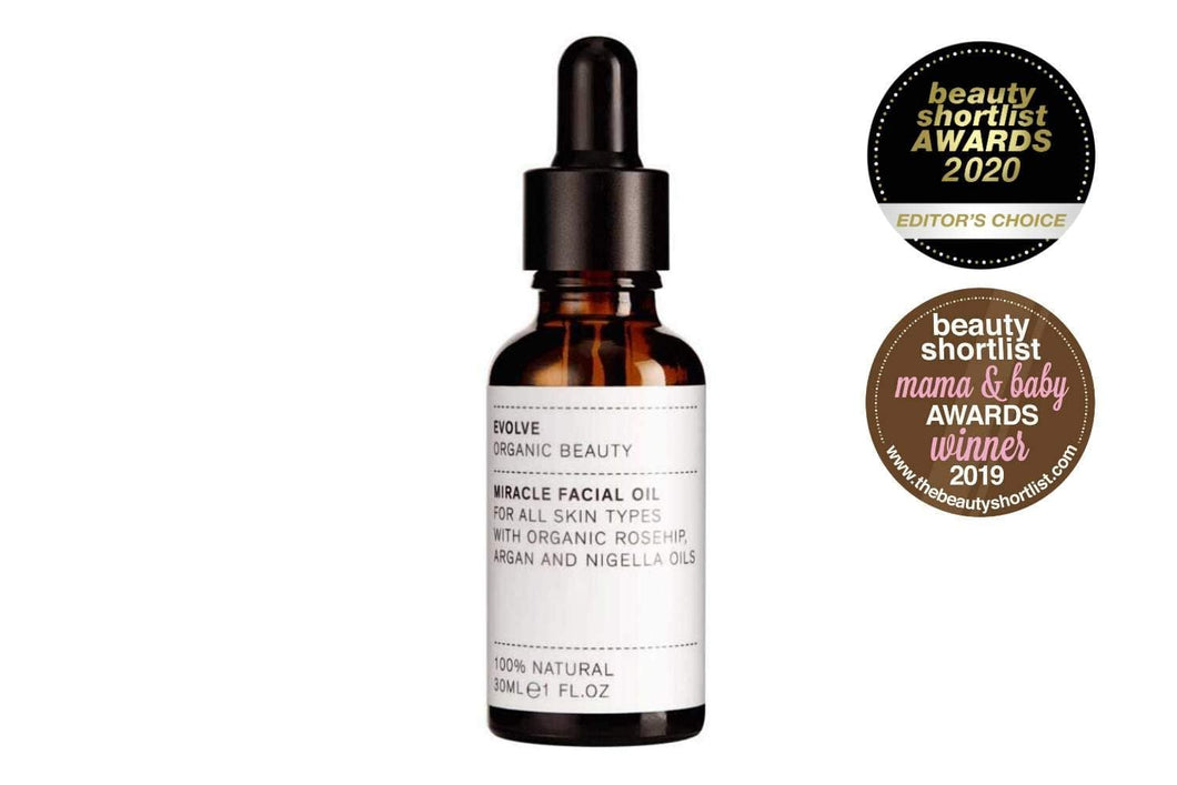Evolve Skincare Miracle Facial Oil