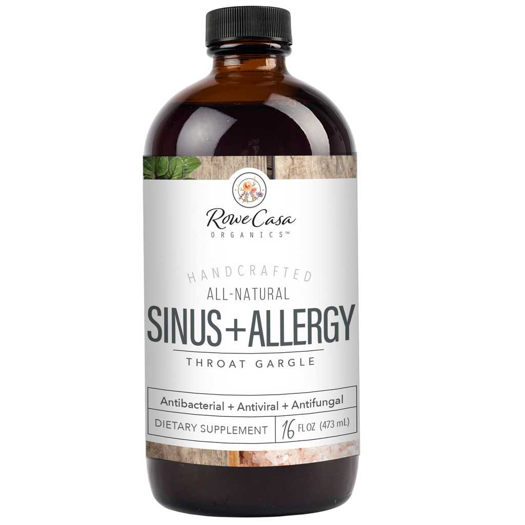 SINUS + ALLERGY THROAT GARGLE | 16 oz