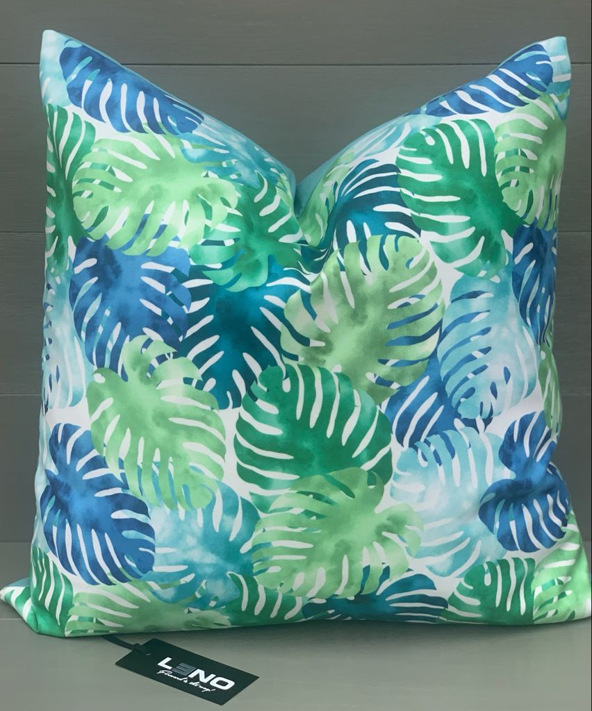 Tropical Scatter Cushion