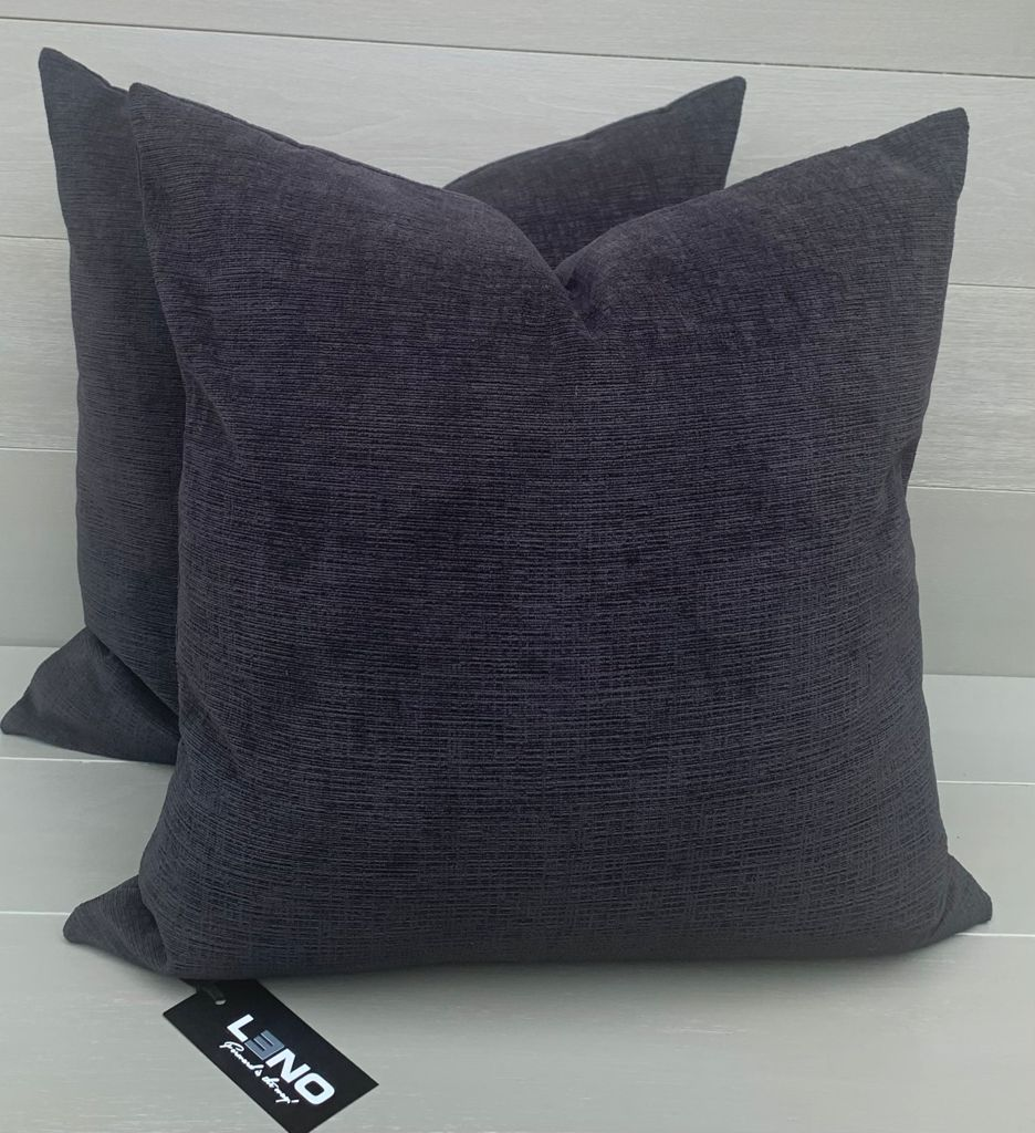 Charcoal Scatter Cushion