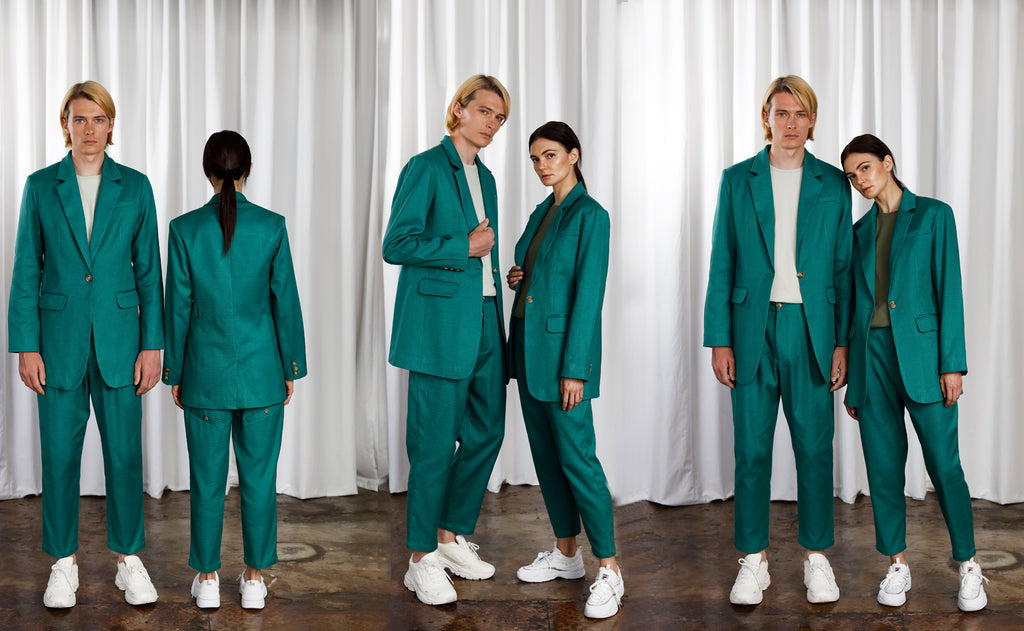 A.C.F Partner With Allbirds Footwear For Eco Retail Uniforms