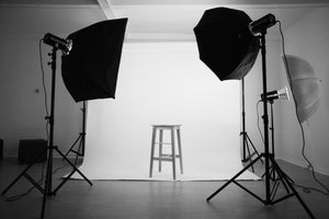 How To Set Up A Studio Shoot - Tips & Tricks