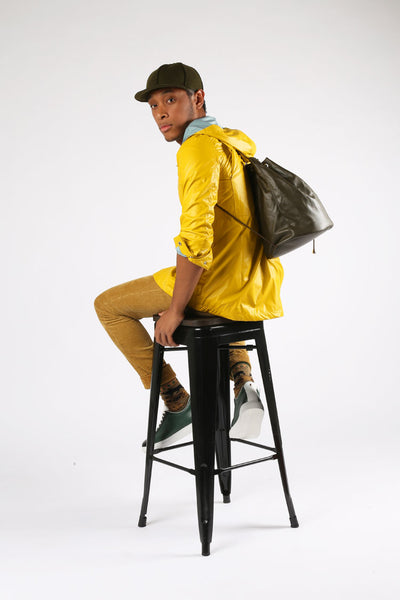 Apsley Bucket Backpack