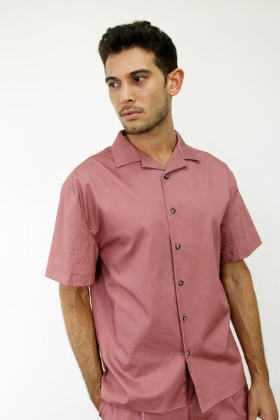 Eddie Camp Collar Shirt