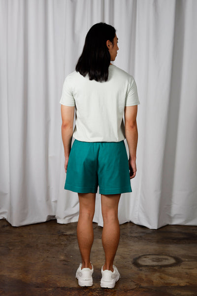 Gunnel Short - Green