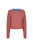 Cropped Cable Crew Neck Jumper