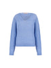 Duvall Open Knit Mohair Jumper
