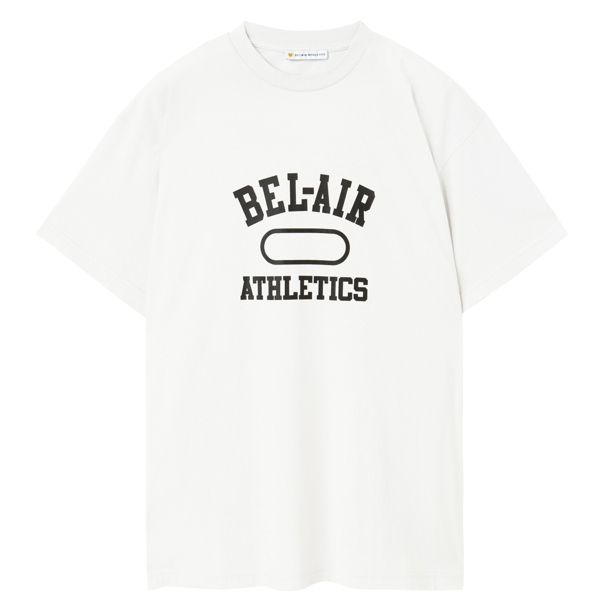 Gym Logo T-Shirt - LIGHT GREY