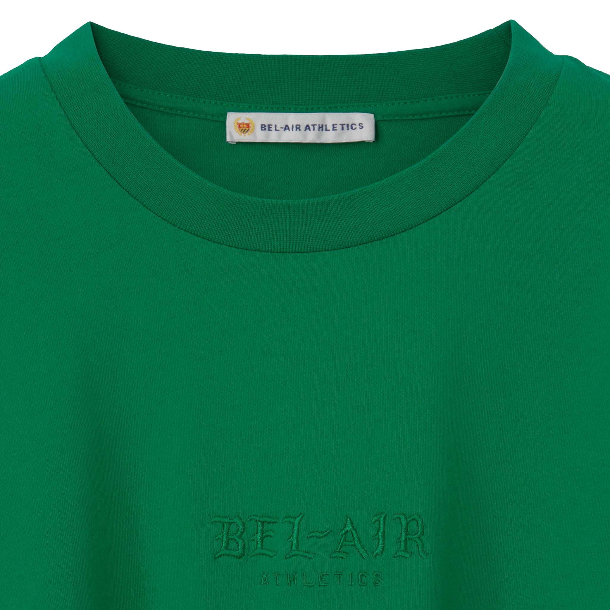 Gothic Font T-Shirt - FOREST GREEN