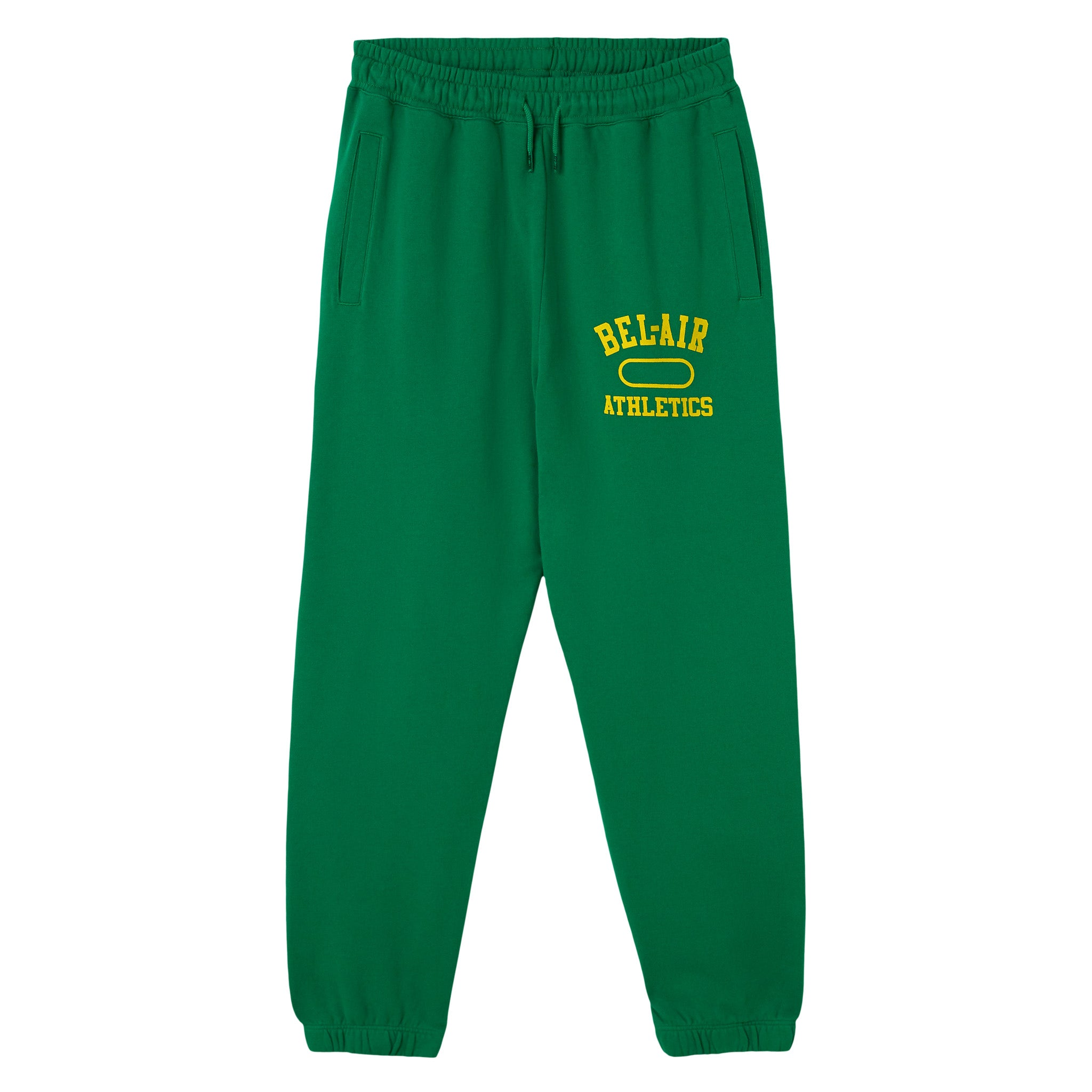 Gym Logo Sweatpant - FOREST GREEN