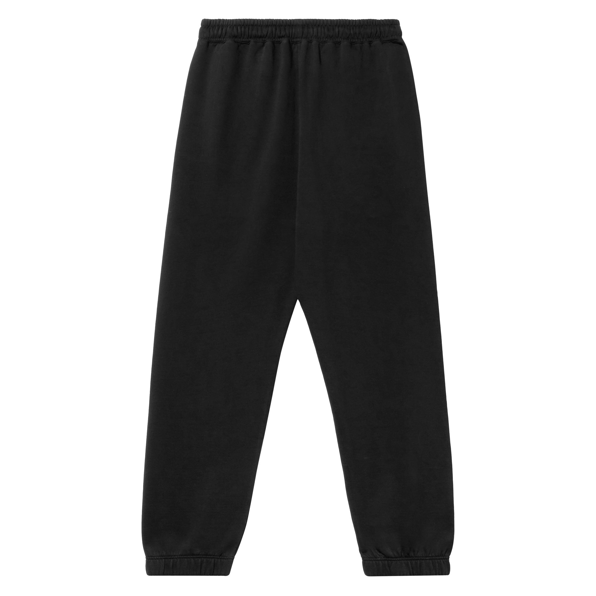 Gym Logo Sweatpant - Vintage Black+Chalk White print