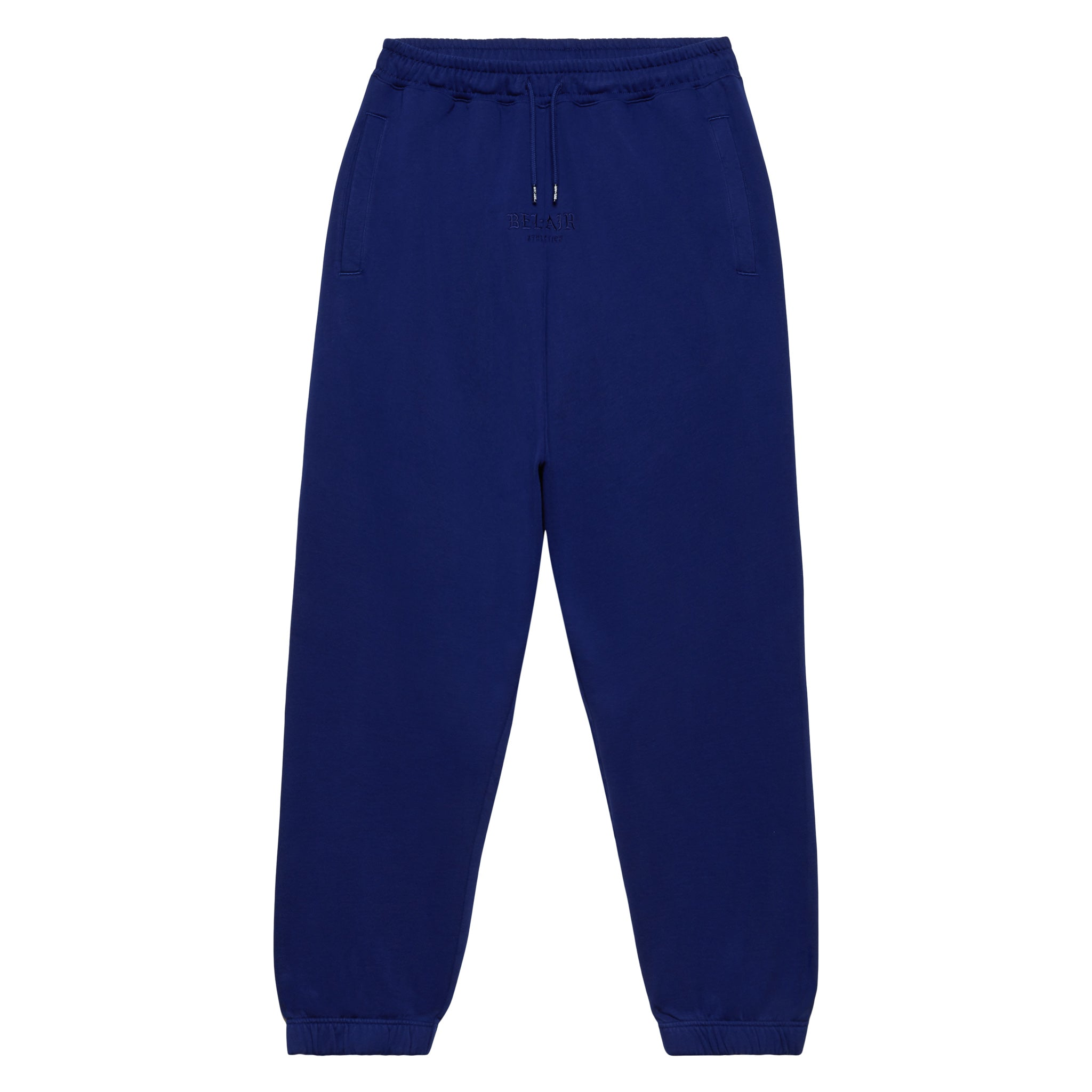 Gothic Font Sweatpant - Bel-Air Blue