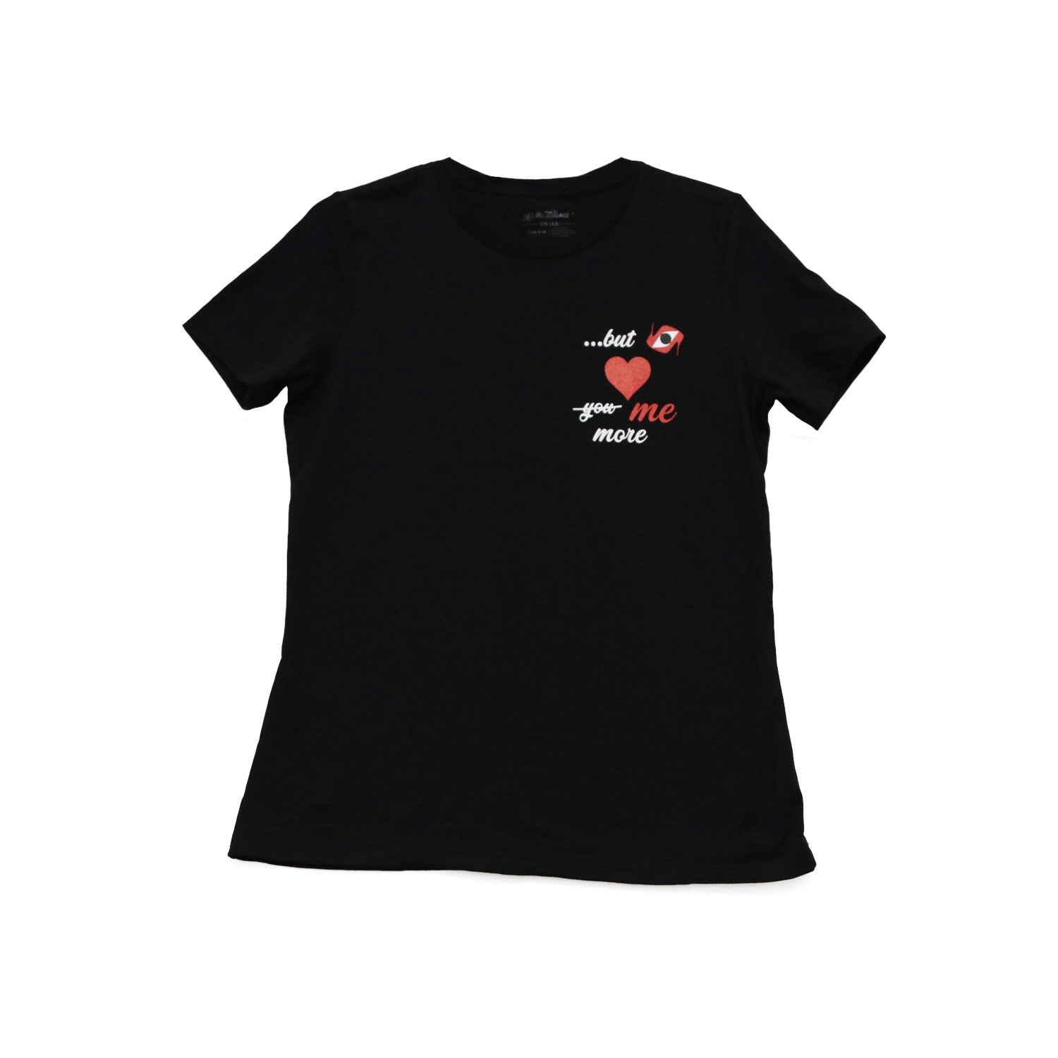 T-Shirt_Love me more