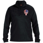 American Punisher -  1/4 Zip Fleece Pullover