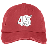 Trump 45.2 -  Distressed Cap