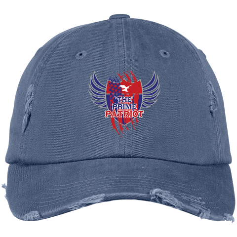 The Prime Patriot MEO - Distressed Cap
