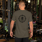 2nd Amendment Sight - Short-Sleeve Unisex T-Shirt