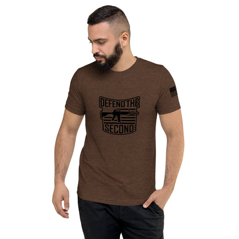 Defend the Second - Short sleeve t-shirt
