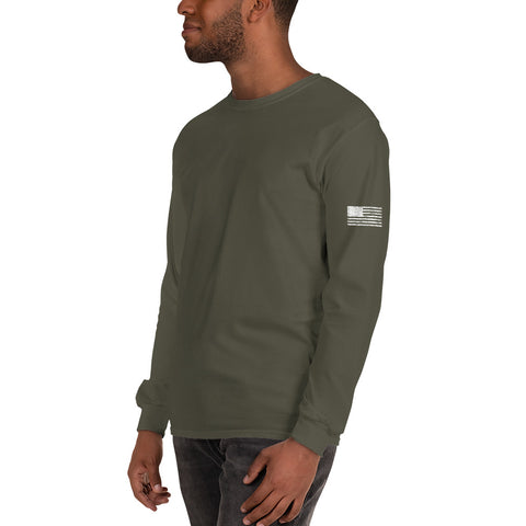 Prime Patriot Basic - Men's Long Sleeve Shirt