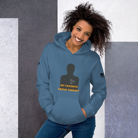 Group Therapy - Unisex Hoodie