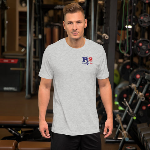 Protected 2nd - Short-Sleeve Unisex T-Shirt