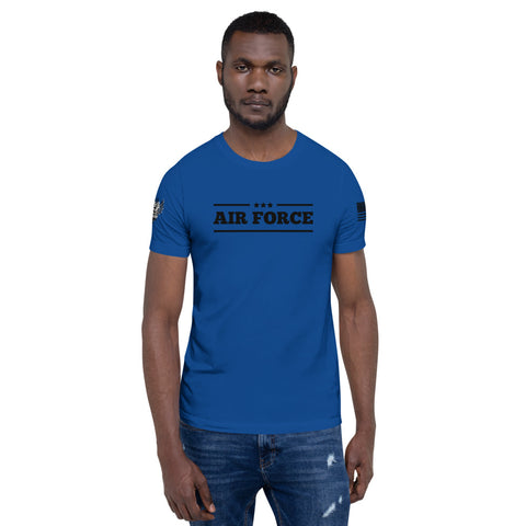 Air Force - Short-Sleeve Unisex T-Shirt