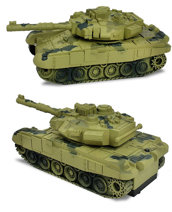 RC Tank Infrared with Music and Led-remote control tanks battle-remote control tanks-remote control toy tanks-theradiowar