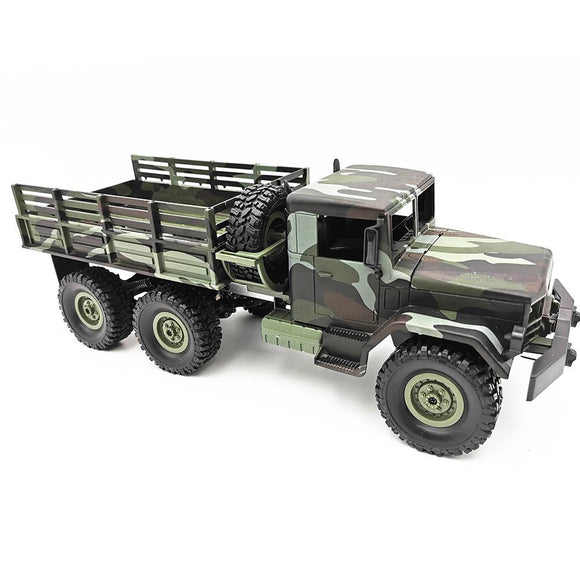 Remote Control Six-wheel Drive Off-road RC Car Toy-remote control army truck-RC toy trucks-RC WW2-theradiowar