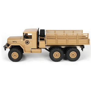RC Truck US Military Transporter Off-Road 4WD-remote control army truck-RC toy trucks-RC WW2-theradiowar