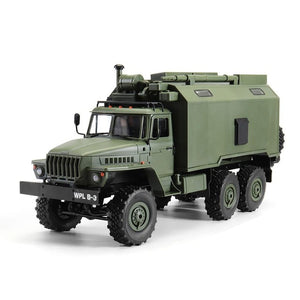 RC Car Military Truck 6WD-remote control army truck-RC toy trucks-RC WW2-theradiowar