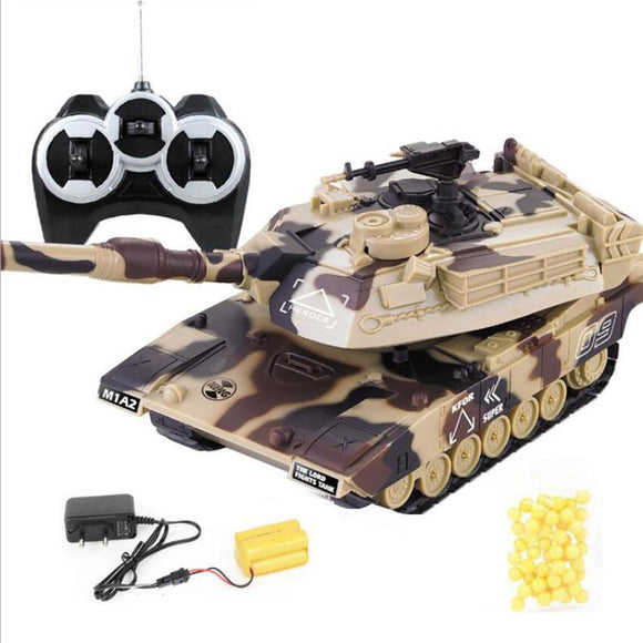 RC War Tank Tactical Vehicle with Shoot Bullets Model-remote control tanks battle-remote control tanks-remote control toy tanks-theradiowar