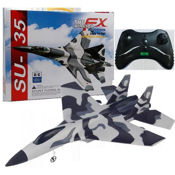 RC Fight Fixed Wing Aircraft Model-RC Airplanes-Remote Control War Planes-Army Airplanes-theradiowar