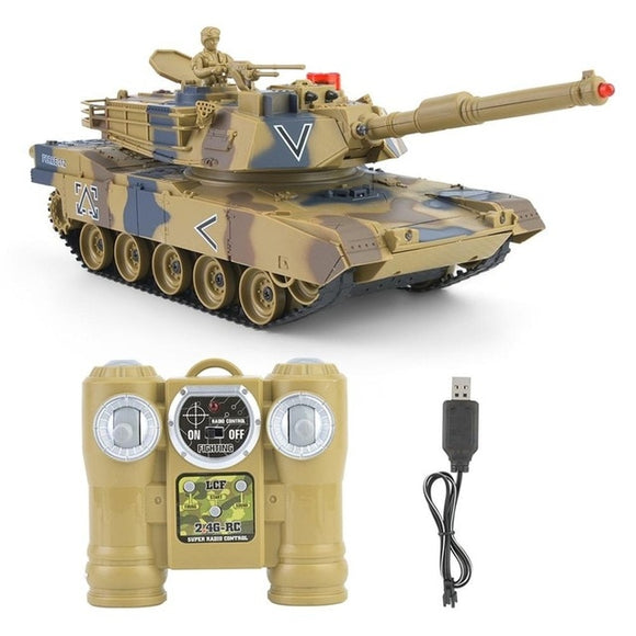 Mighty Modern Day RC Tank-remote control tanks battle-remote control tanks-remote control toy tanks-theradiowar