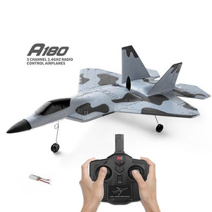 200M Distance RC Military Fighter Plane-RC Airplanes-Remote Control War Planes-Army Airplanes-theradiowar
