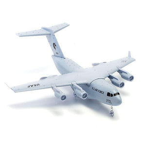 Remote Control C-17 Transport Wingspan EPP DIY RC Airplane RTF-RC Airplanes-Remote Control War Planes-Army Airplanes-theradiowar