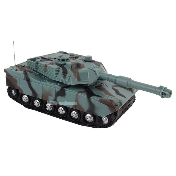 RC Tank Battle with 360 Rotation, Sound and LEDs-remote control tanks battle-remote control tanks-remote control toy tanks-theradiowar