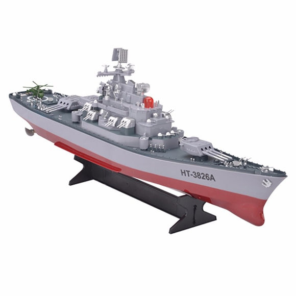 RC Boat WarShip Central Command Cockpit Seaplane-Remote control battleship-remote control boat for pools-remote control toy boat-theradiowar